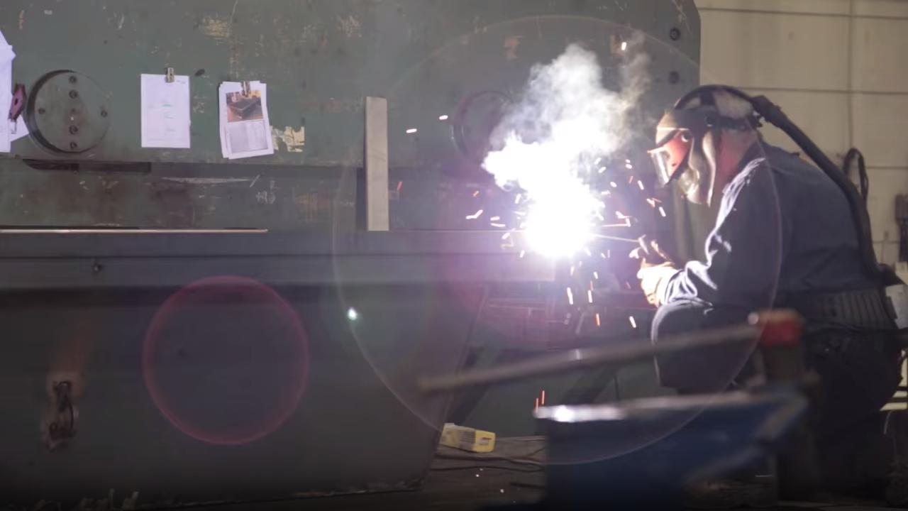 Brynäs Mekano – Företagsrekonstruktion av 180 grader