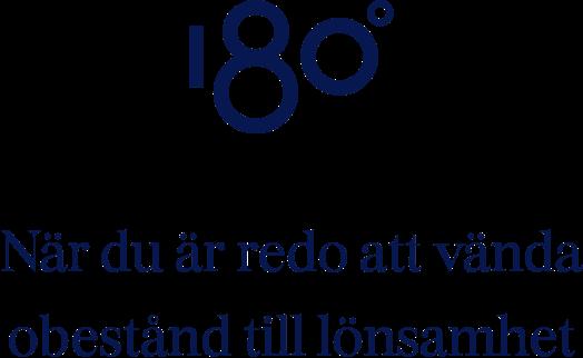 180° – När du är redo att vända obestånd till lönsamhet